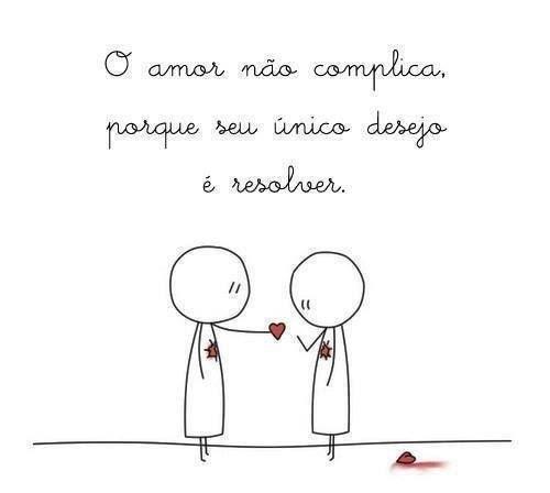 Eu te amo muito, amor ♥