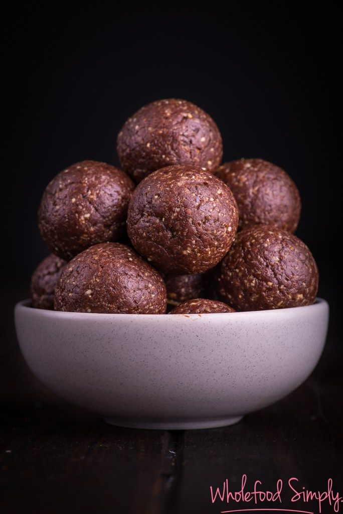 Quick, easy and delicious Jaffa Bliss Balls. Perfect for snacks and gifts. Free from gluten, grains, dairy, egg and refined sugar. Enjoy.