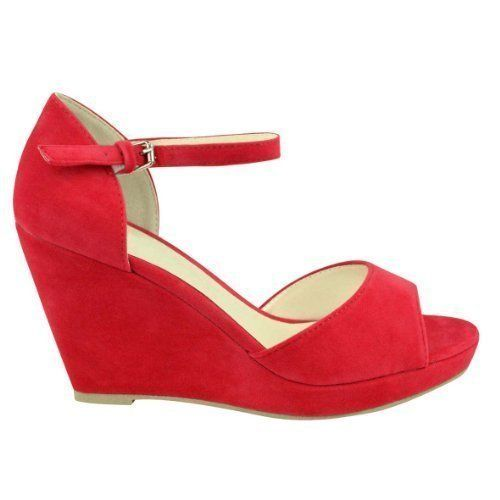 1000  ideas about Red Wedge Heels on Pinterest | Red wedges, Wedge ...