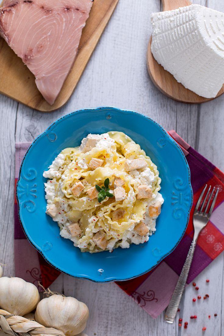 Un elegante primo piatto realizzato con pochi e semplici ingredienti, dal…
