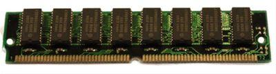 32MB 72pin 60ns EDO 5V SIMM Memory