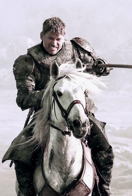 "Jaime Lannister in 7.04 ""The Spoils of War"""