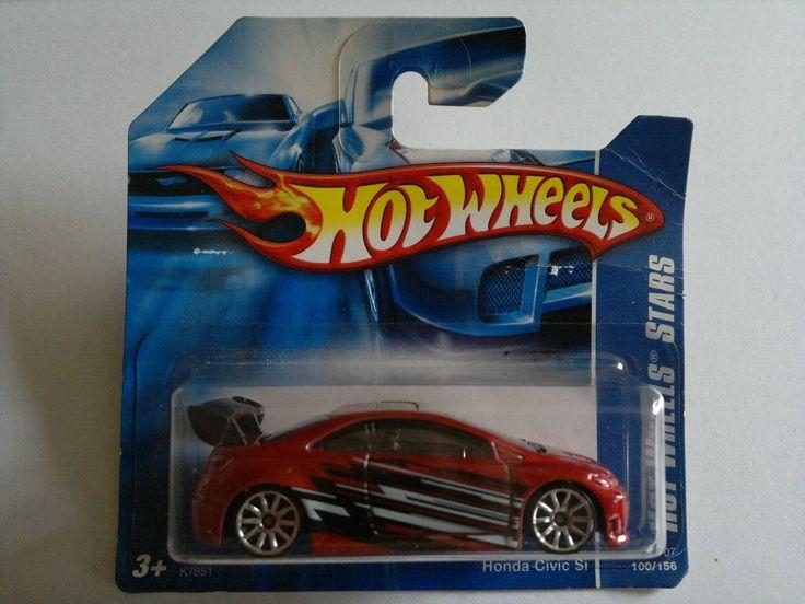 2007 - HONDA Civic Si (Hot Wheels)