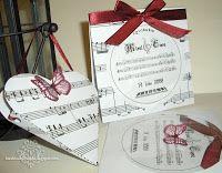 inviti di matrimonio tema musica
