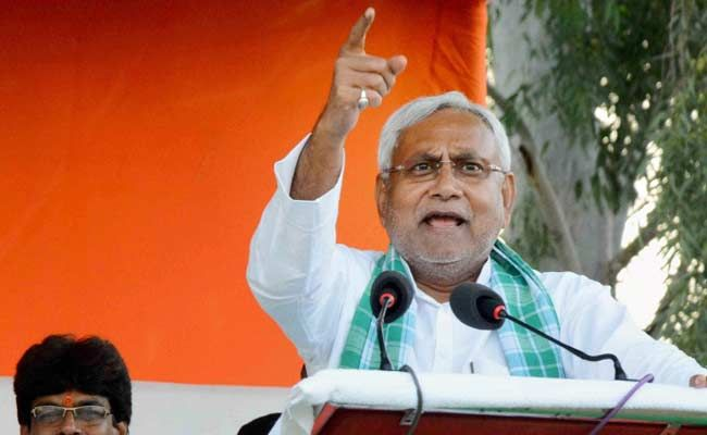 Tactical Silence is PM Modi's New Weapon of Choice: Nitish Kumar