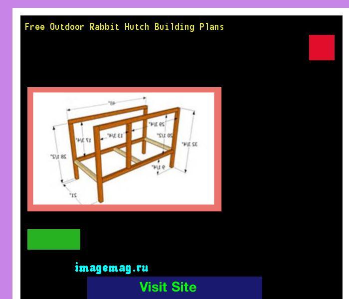17 best ideas about outdoor rabbit hutch on pinterest