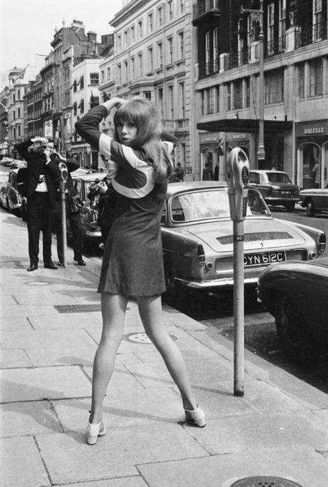 Английская фотомодель и фотограф известна тем, что два великих рок-музыканта посвятили ей великие песни о любви: Джордж Харрисон «Something» и Эрик Клэптон «Layla».