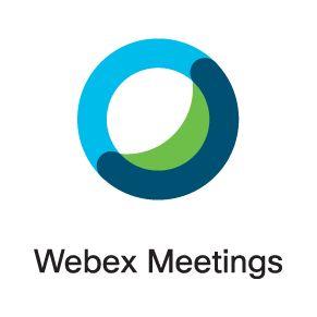 Cisco Webex Meetings in 2020 Video conferencing, Met