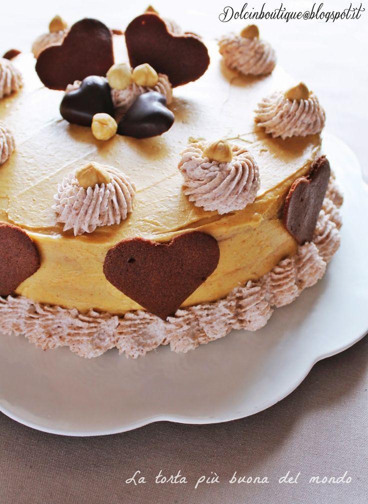 Dolci in boutique: La torta più buona del mondo......storia di magia