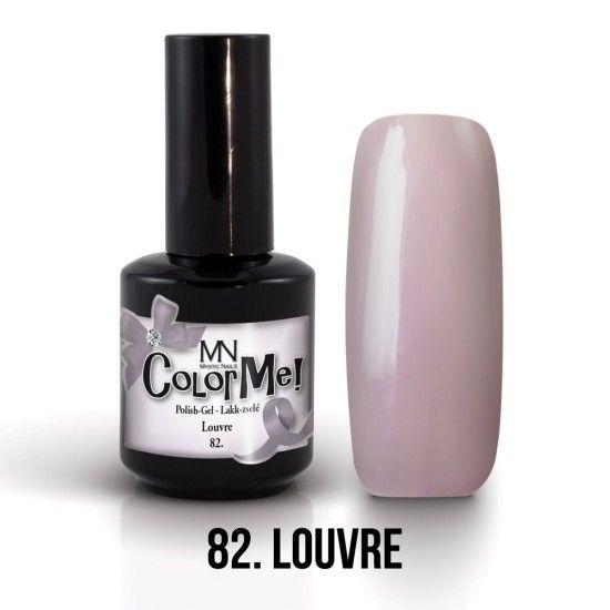 ColorMe! no.82. - Louvre 12ml gel polish lakkzselé gél lakk nail art mystic nails