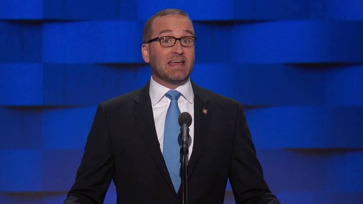 Chad Griffin at DNC 2016 (Spanish)