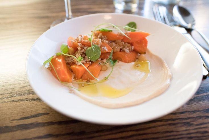 Nudel - where chefs love to dine in The Berkshires, Massachusetts.