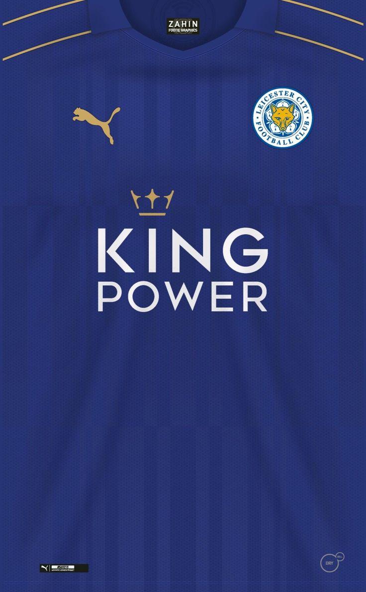 Fall Decor Wallpaper Leicester City 16 17 Kit Home Footballclubwallpapers