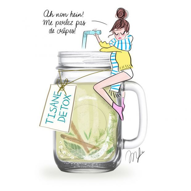 illustration magalie F detox.jpg - Magalie F | Virginie