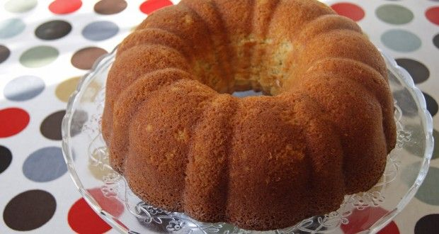 Υγιεινό και νηστίσιμο κέικ πορτοκαλιού ~ Επάγγελμα Γυναίκα