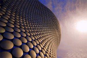 Selfridges building, Bullring, Birmingham.  Home.