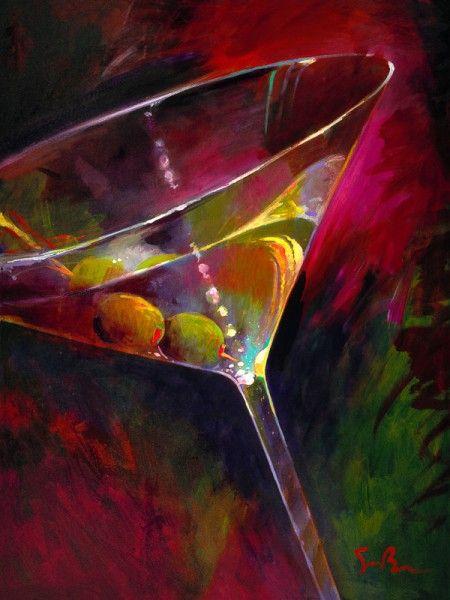 Unforgettable by Simon Bull (martini)