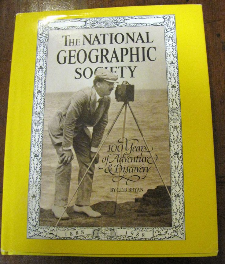 Growing up in my home and my we saved National Geographic! It opened my eyes