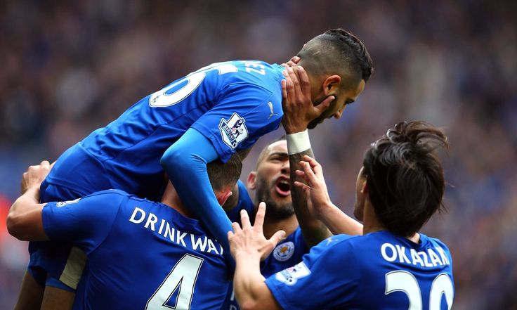 Leicester City have won the Premier League after Tottenham drew at Chelsea