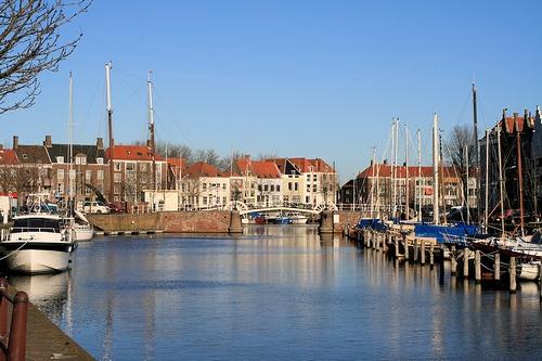 Middelburg, Netherlands May 2011