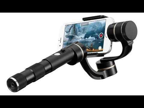 Top 10 Tips for SMOVE Stabilizer and Powerbank - YouTube