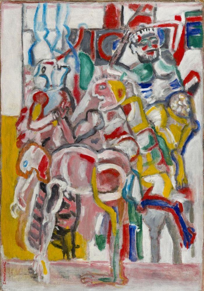 Eugeniusz Markowski - Gente, 1995 r.