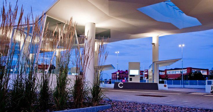 Regional bus terminal Halmstad | ateljé Lyktan