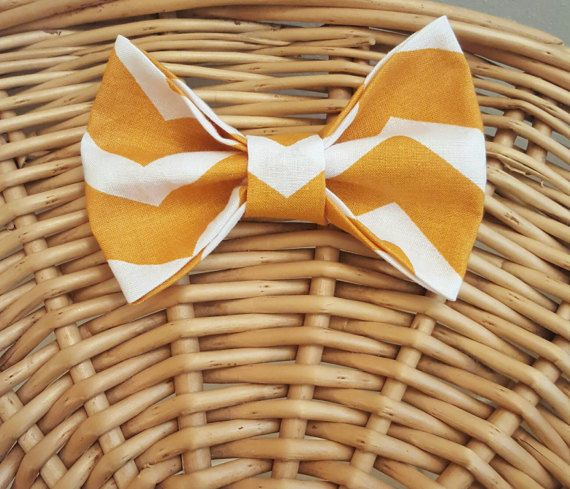 Hey, I found this really awesome Etsy listing at https://www.etsy.com/listing/500684152/orange-chevron-bow-bowtie
