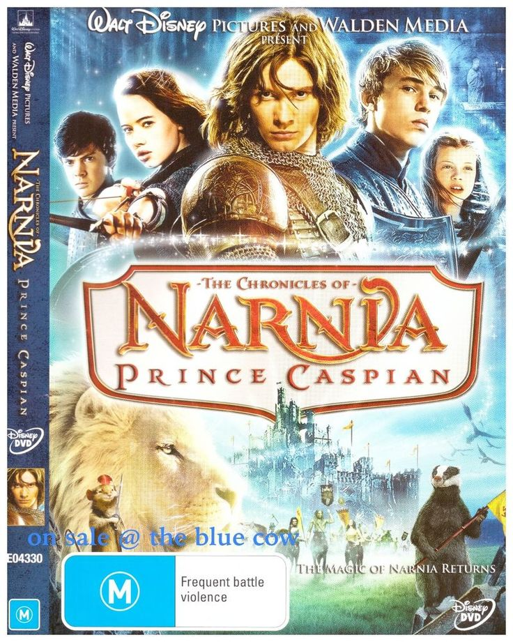 #Check out The Chronicles of Narnia - Prince Caspian DVD R4  https://www.ebay.com.au/itm/162815610021?roken=cUgayN&soutkn=6CpJb7 via @eBay