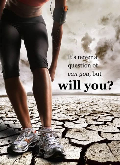 Jazzercise--Just a bunch of real people with the same goals as you who have taken the hardest step---walking in the door. Do it!