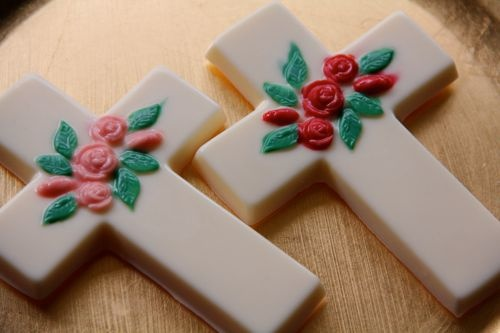 Shower of Roses: Easter Symbols :: Handcrafted Candy for Easter
