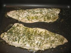 Healthy Oven Baked Perch Recipe