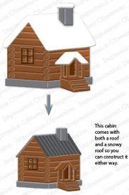 Sm. Cabin  Code: DIE345-Y: