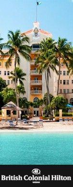 British Colonial Hilton Hotel Nassau