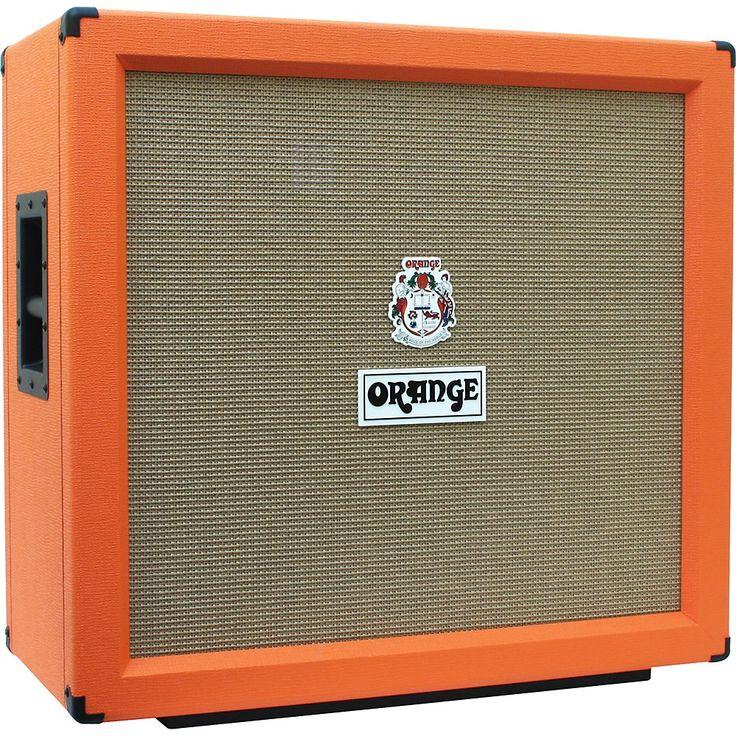 Orange Amplifiers PPC Series PPC412-C 240W 4x12 Guitar Speaker Cabinet