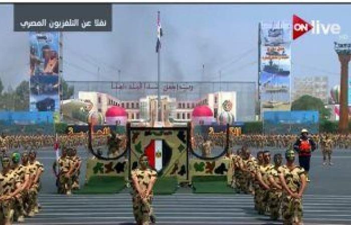 اخبار مصر فيديو عرض محاكاة لمواجهة عمل إرهابى فى حفل تخرج
