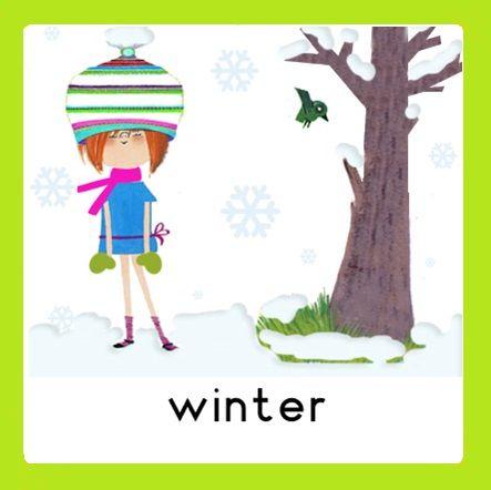 Jaarkalender Floddertje: winter