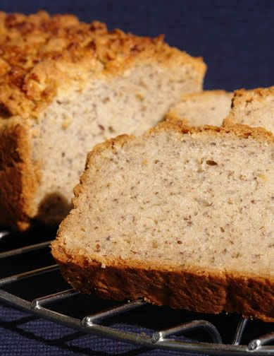 Gluten and Dairy Free Buckwheat Bread