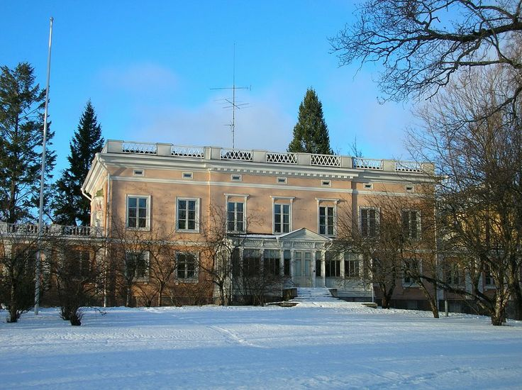 Munkkiniemi Manor, Finland
