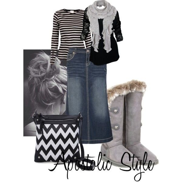 Comfy Outfit Apostolic Style Kanya!!, created by emmyholloway on Polyvore