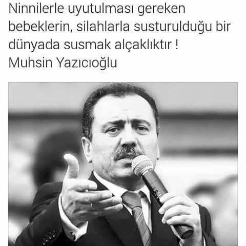 ADAM! #MuhsinYazıcıoğlu #vatansevdası