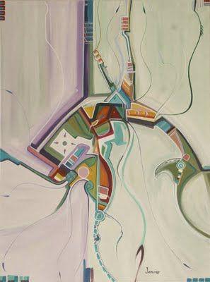 Alex Janvier | Art&do: Alex Janvier