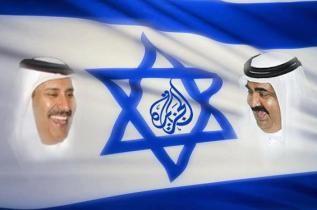"""صحيفة الحرية                                             : الجزيرة"""" فكرة صهيونية لتقسيم العرب"""