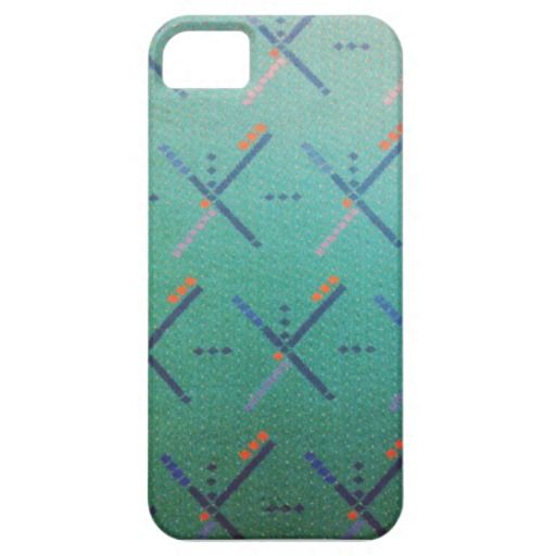 Portland Oregon PDX Airport Carpet iPhone Case