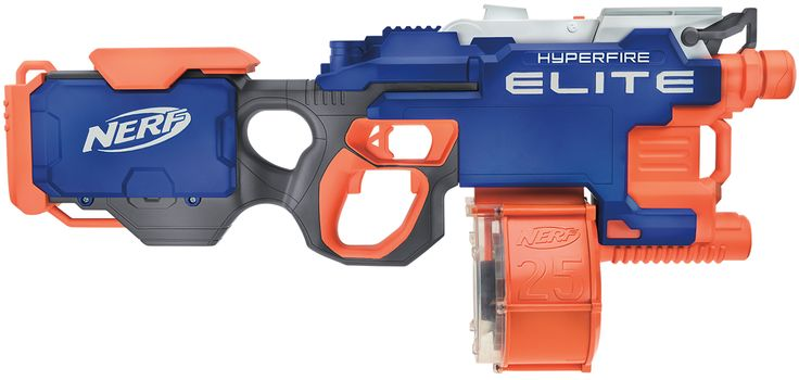 Announced just before the New York Toy Fair last year, Nerf's Rival blasters, which launched tiny foam balls at speeds of up to 70 miles per hour, were the biggest innovation in foam warfare in years. And this year Nerf is expanding the Rival line in the best way possible.