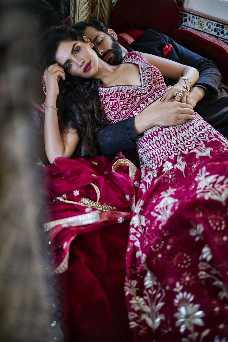 #Epiclove #AnitaDongre #Bridal #Couture #campaign