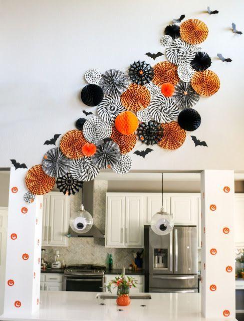Pinterest Halloween Wall Decor : Best halloween decor ideas to spook your creativity