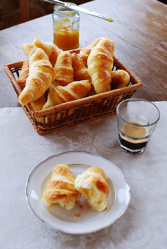 FoodLover: Domácí croissanty
