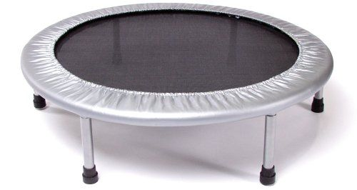 Stamina 36-Inch Folding Trampoline... With easy portability and storage, the Stamina 36-in. Folding Trampoline provides convenience not offered by heavier workout equipment while still delivering effective low-impact cardiovascular exercise. With detachable legs and a new innovative folding design, this trampoline fits easily into.....http://bit.ly/2krJQPH