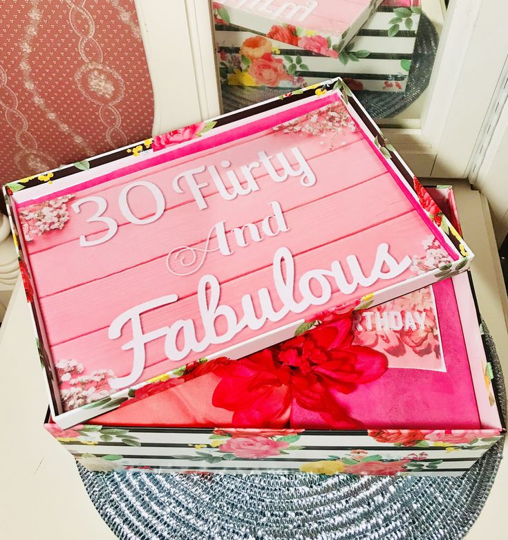The 25+ Best 30th Birthday Gifts Ideas On Pinterest